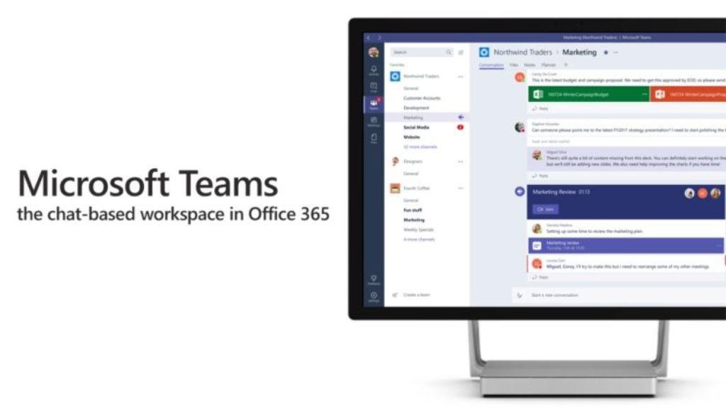 Microsoft Teams, l'app per l'organizzazione del lavoro è ufficiale