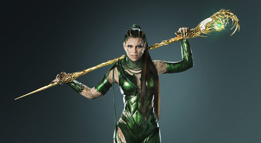 Power Ranger, nuove immagini di Rita Repulsa