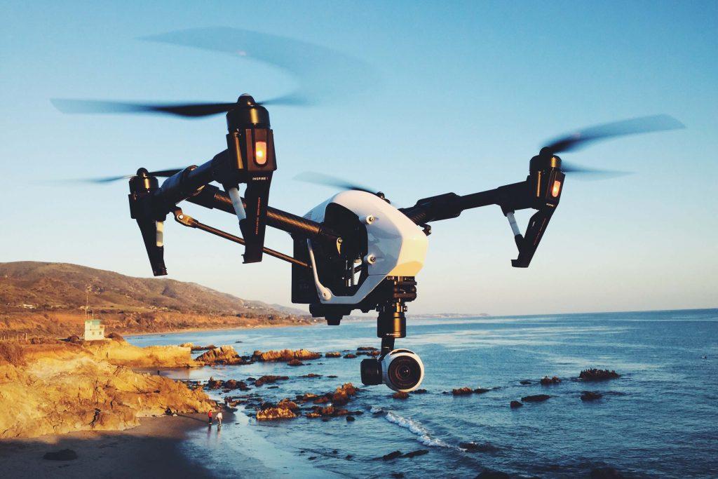 DJI Phantom 4 Pro e Inspire 2, i droni per la fotografia in 4K