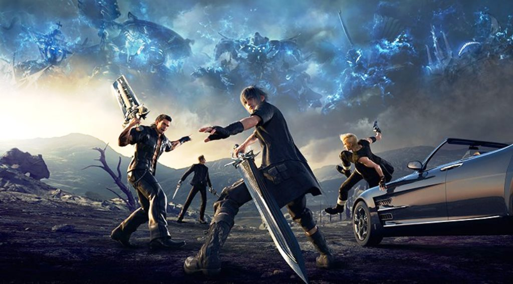 Final Fantasy XV, Square Enix mostra nuovi video e immagini