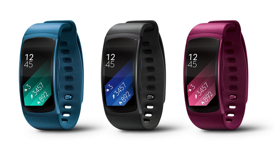 Samsung Gear Fit 2, disponibile un nuovo aggiornamento