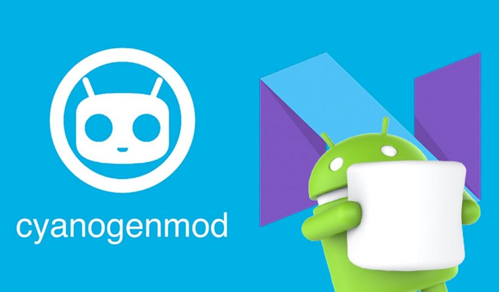 CyanogenMod 14.1, in arrivo la ROM su Android Nougat 7.1