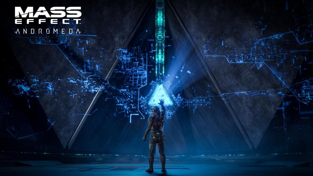Mass Effect Andromeda, trailer di lancio