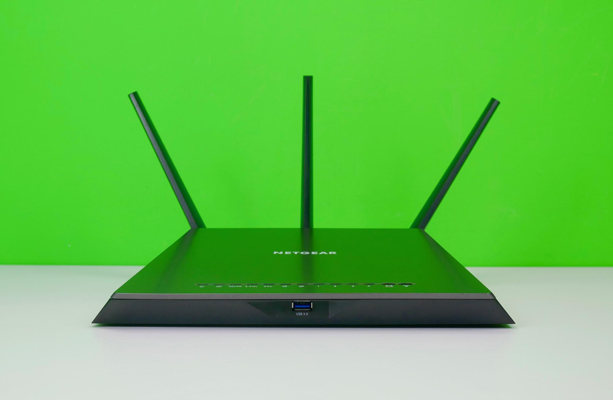 Netgear Nighthawk R7100LG LTE