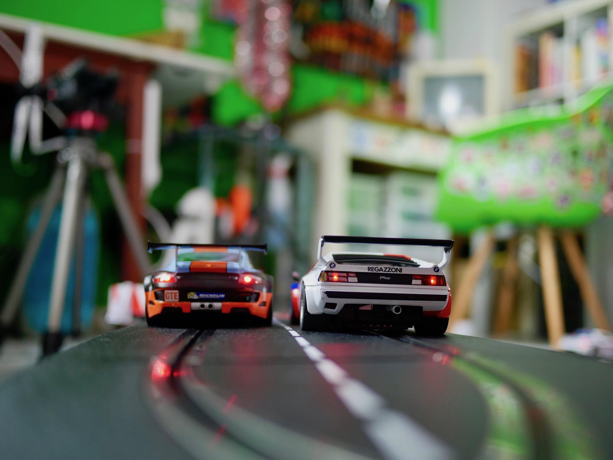 Carrera Digital 124 Slot Cars - Race of Victory Unboxing Italiano