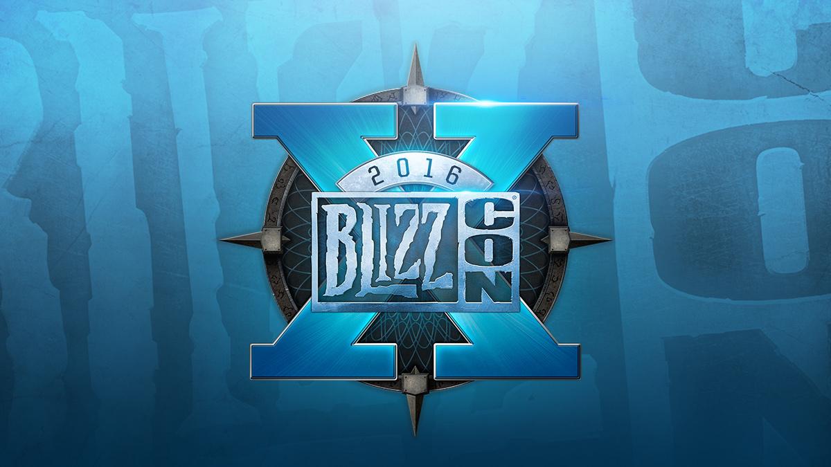 BlizzCon 2016 Recap - parte 1