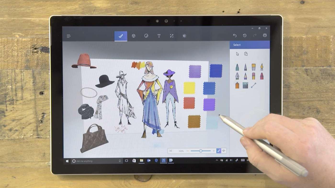 Microsoft Paint 3D, una carrellata di video tutorial