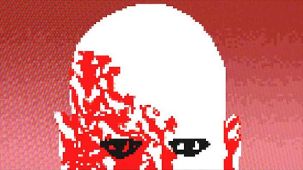 I poster dei classici horror in 8-bit