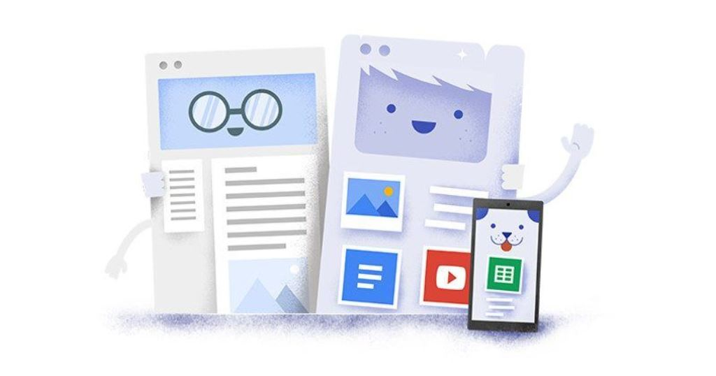 Google Sites si rinnova in tema Material Design
