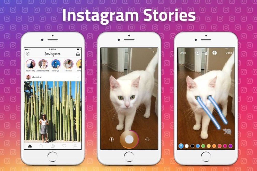 Instagram, le novità di Stories