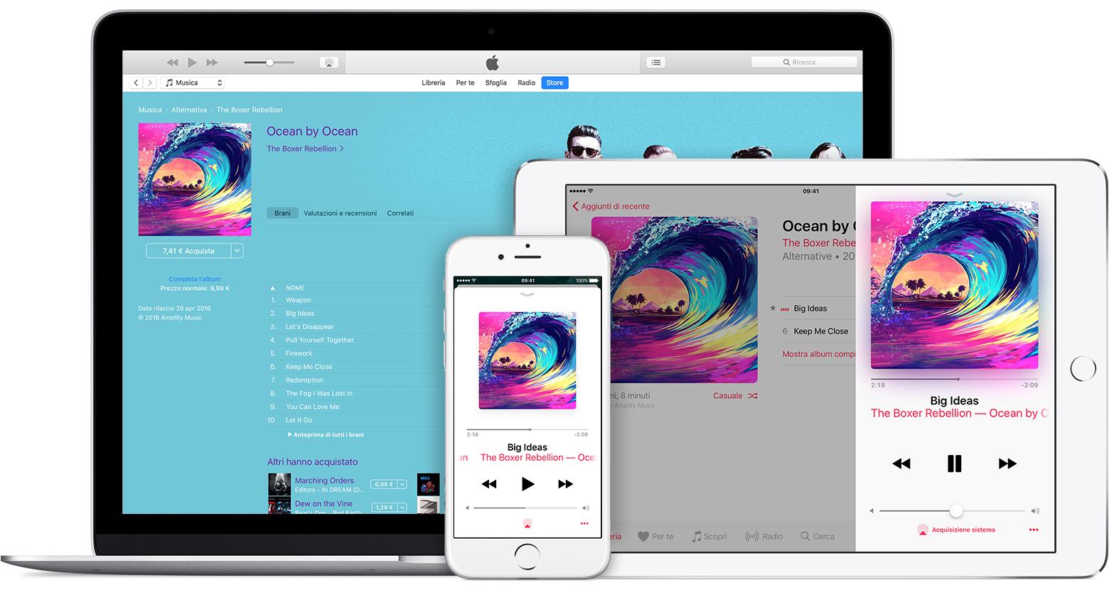 Apple Music, sconto per universitari anche in Italia