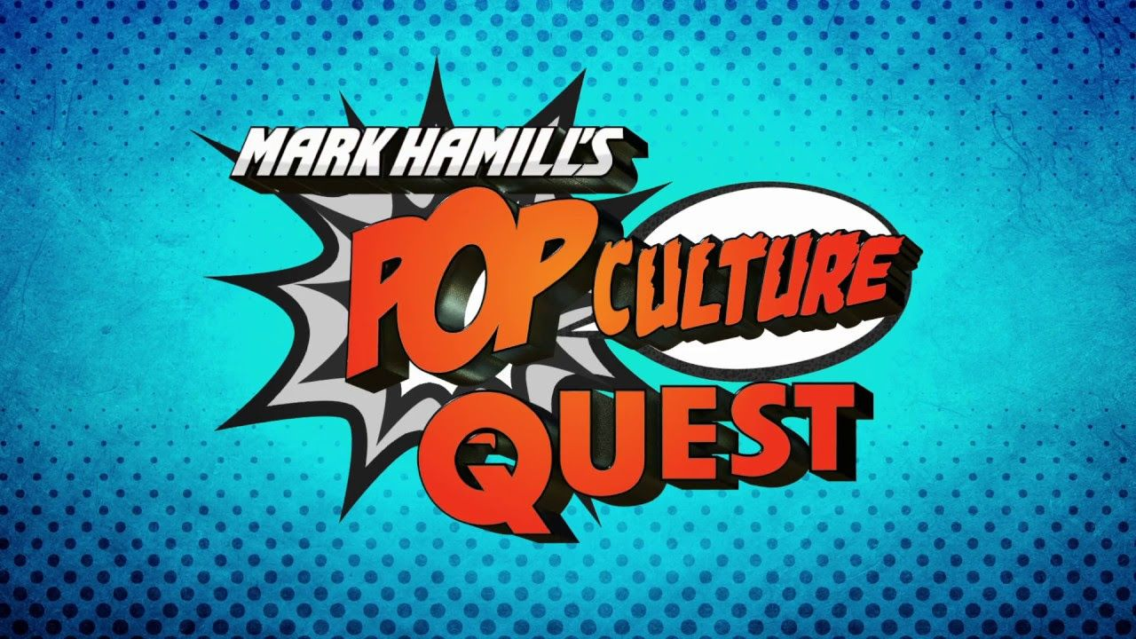 Online il primo episodio del Mark Hamill's Pop Culture Quest