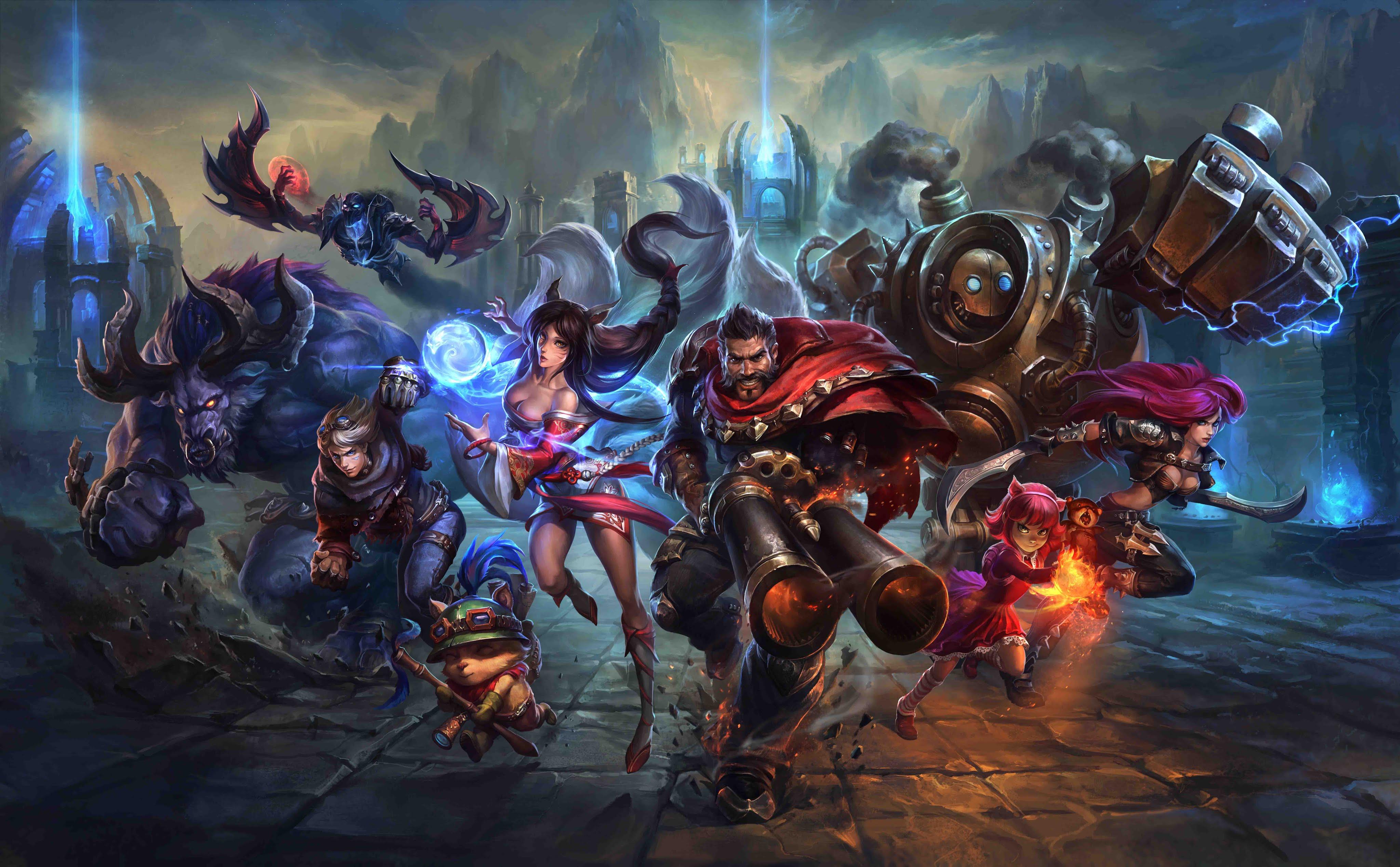 League of Legends: Intervista agli sviluppatori