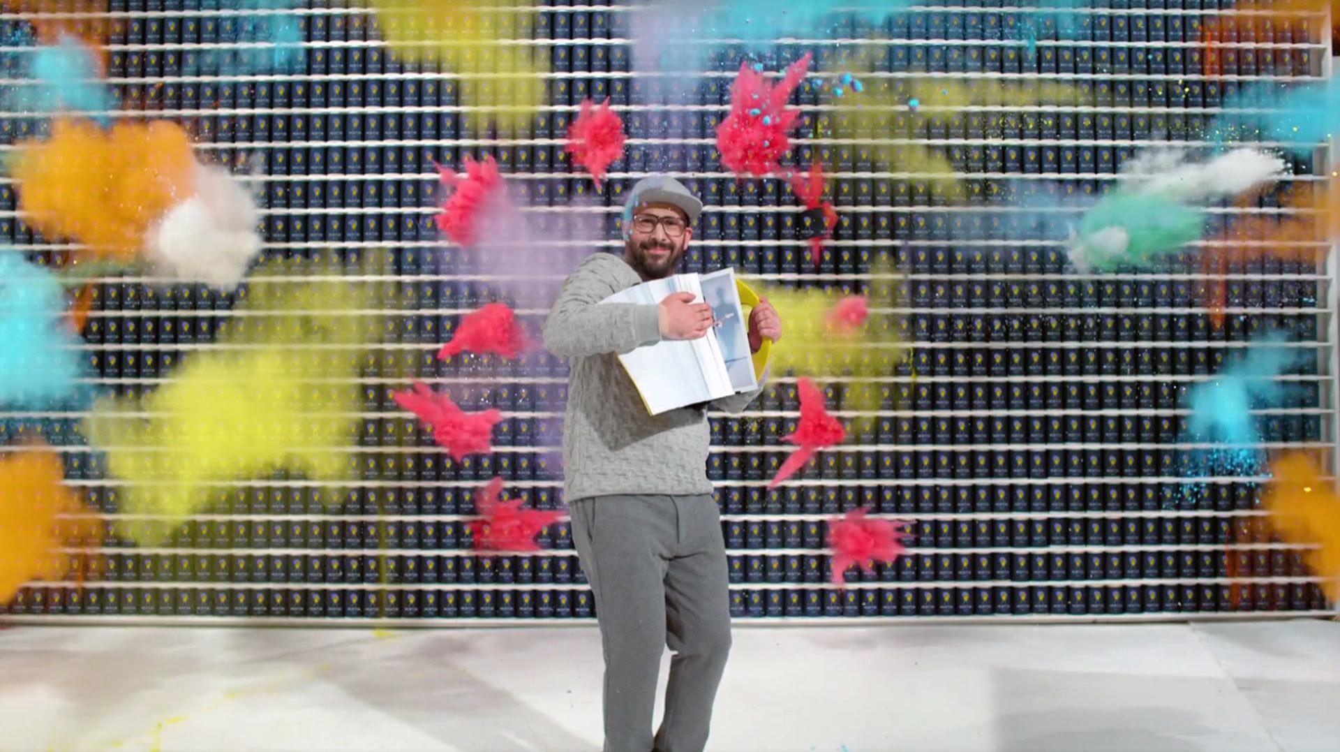 OK Go, il nuovo video dura solo 4 secondi