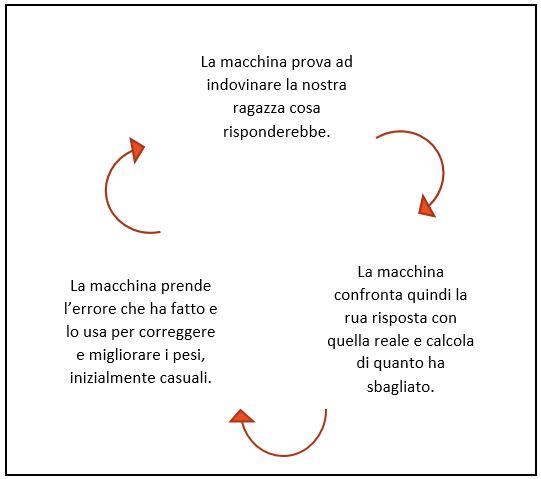 Figura 5: Schema di apprendimento