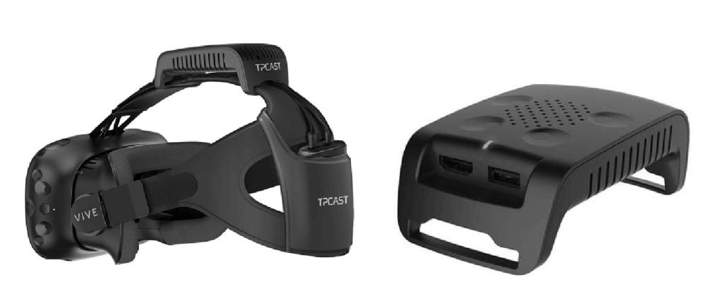 HTC Vive, l'accessorio per liberarsi dai cavi