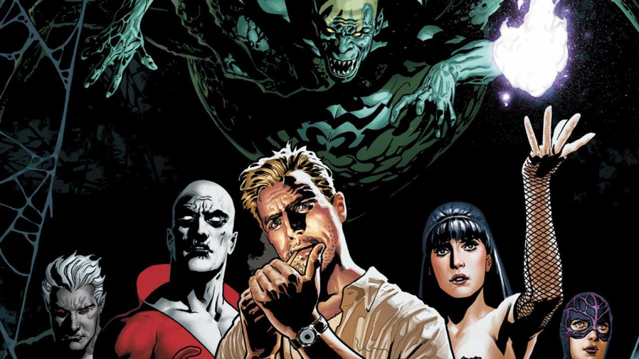 Una clip inedita per Justice League Dark