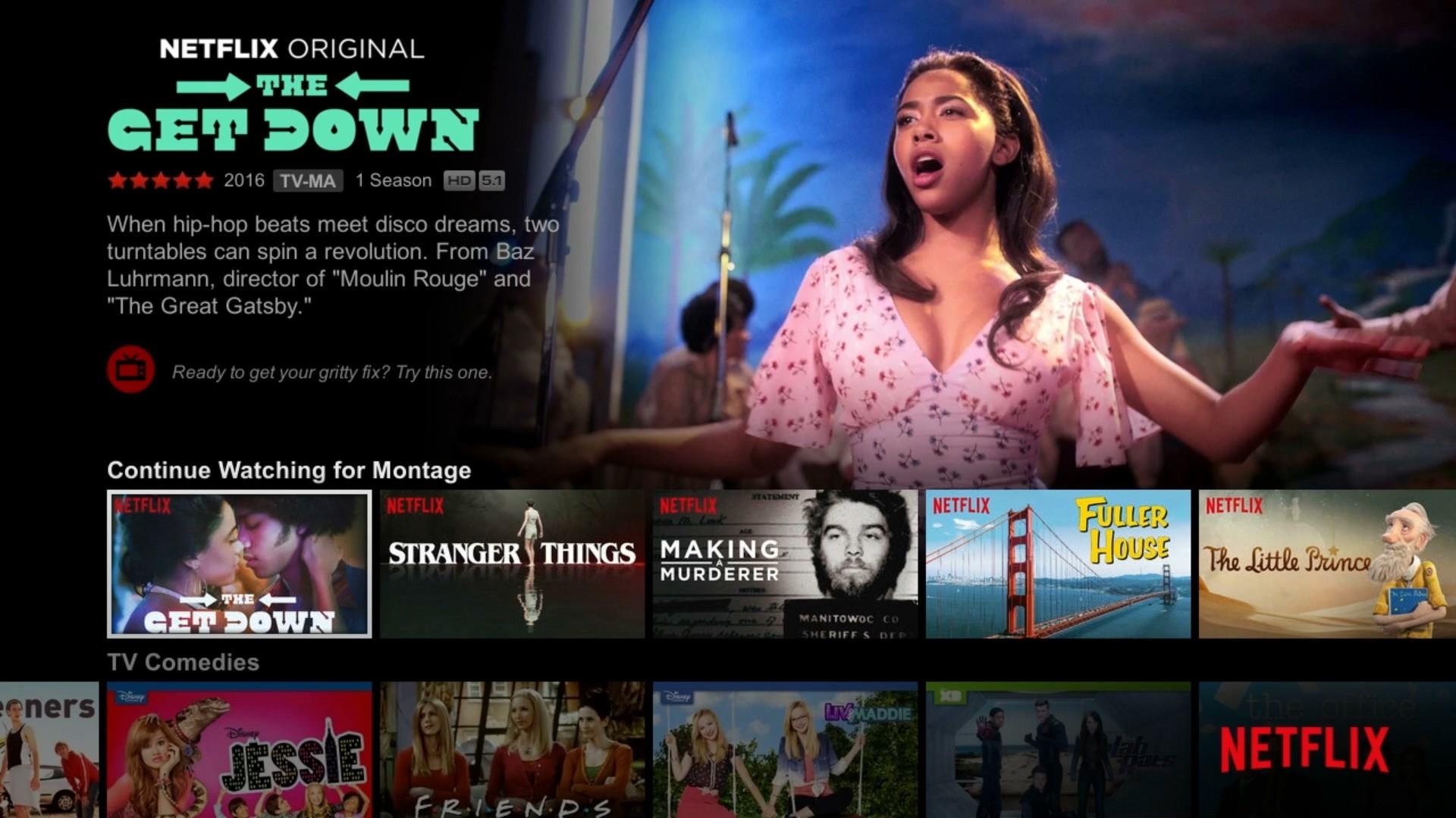 Netflix, le anteprime video per scegliere cosa guardare