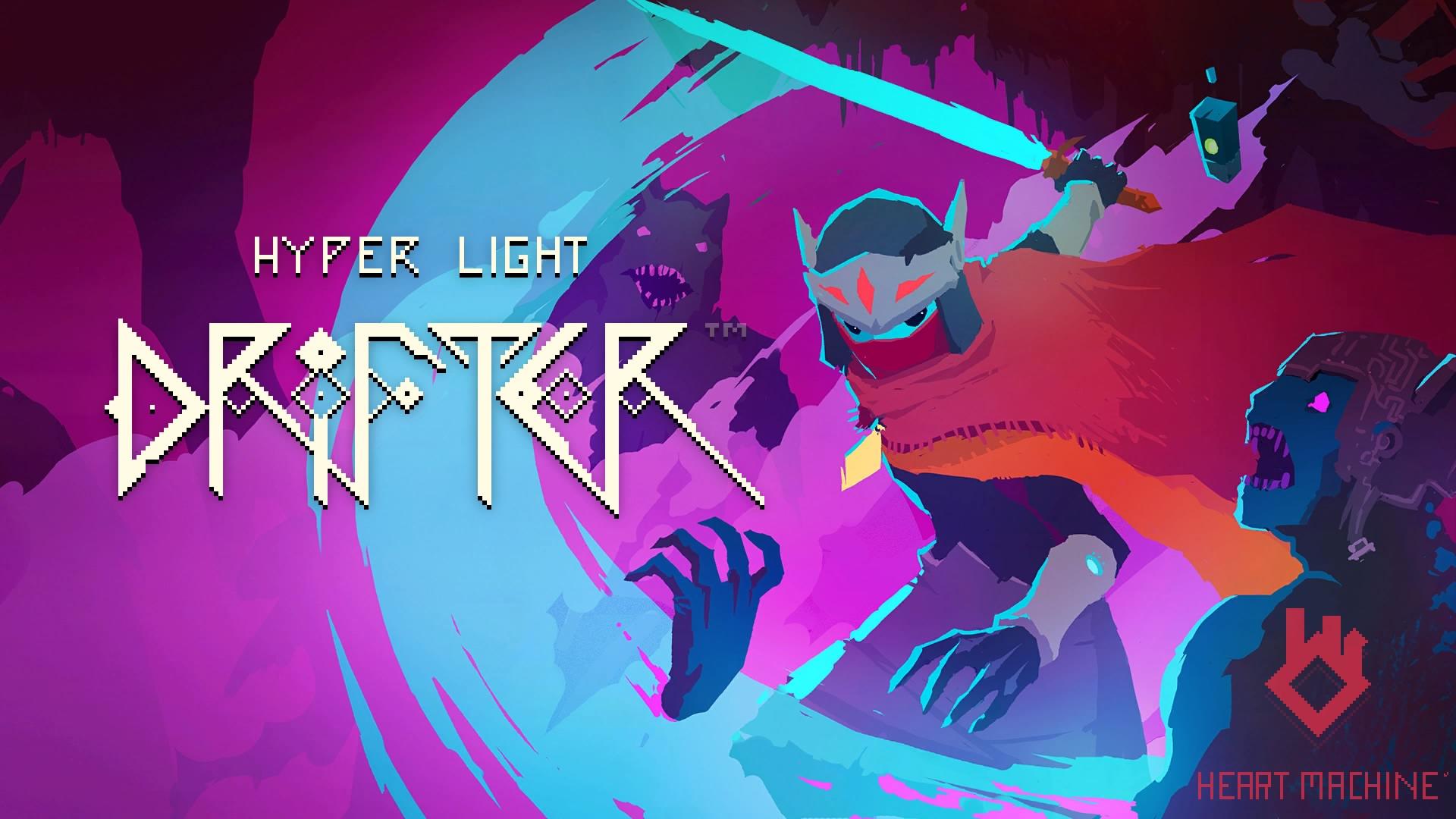 Hyper Light Drifter arriva in copia fisica su PS4