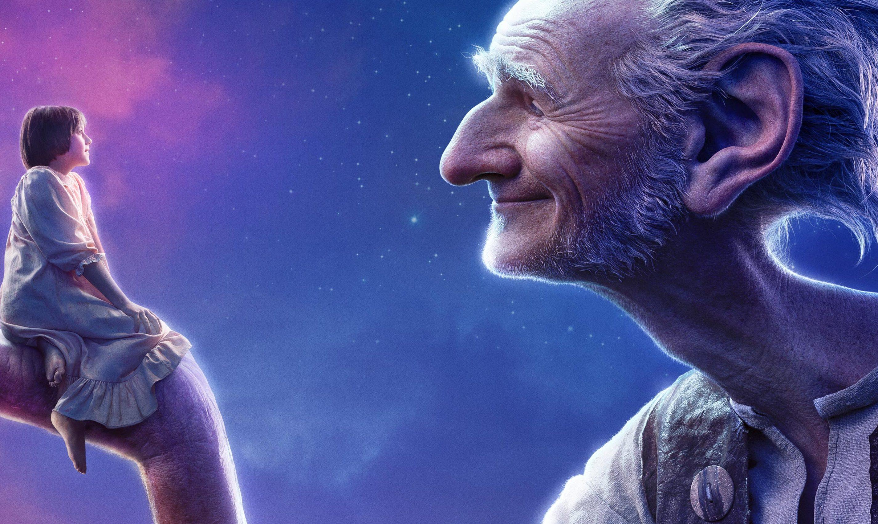 Il Grande Gigante Gentile: il ritorno all'infanzia di Spielberg