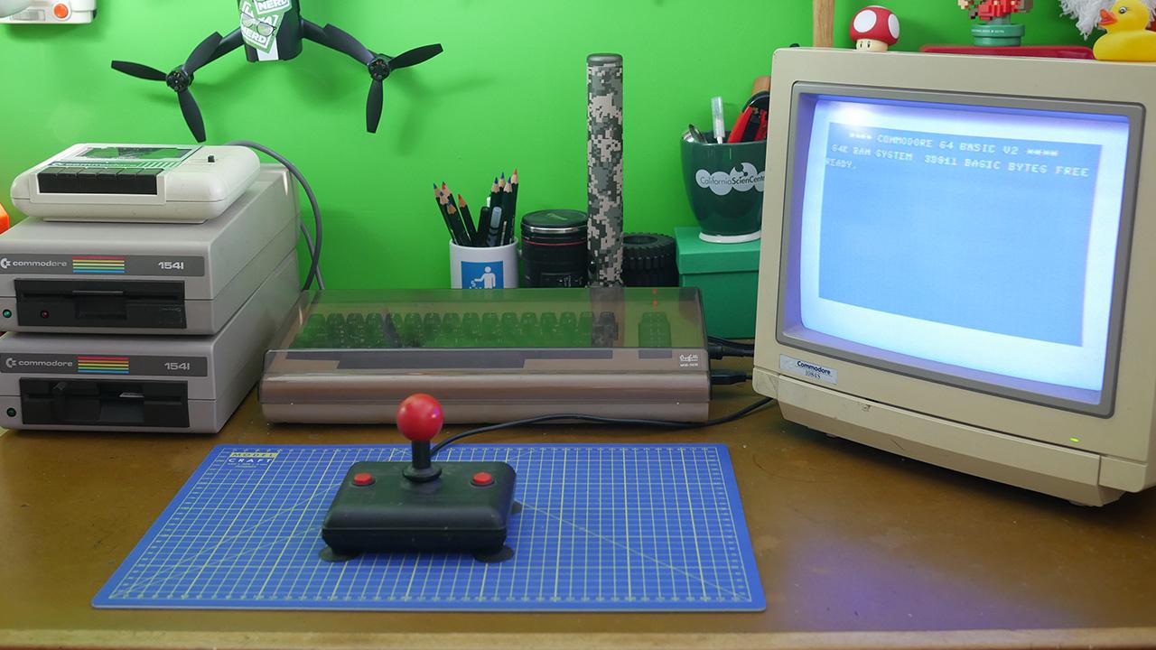 Introduzione al Commodore 64