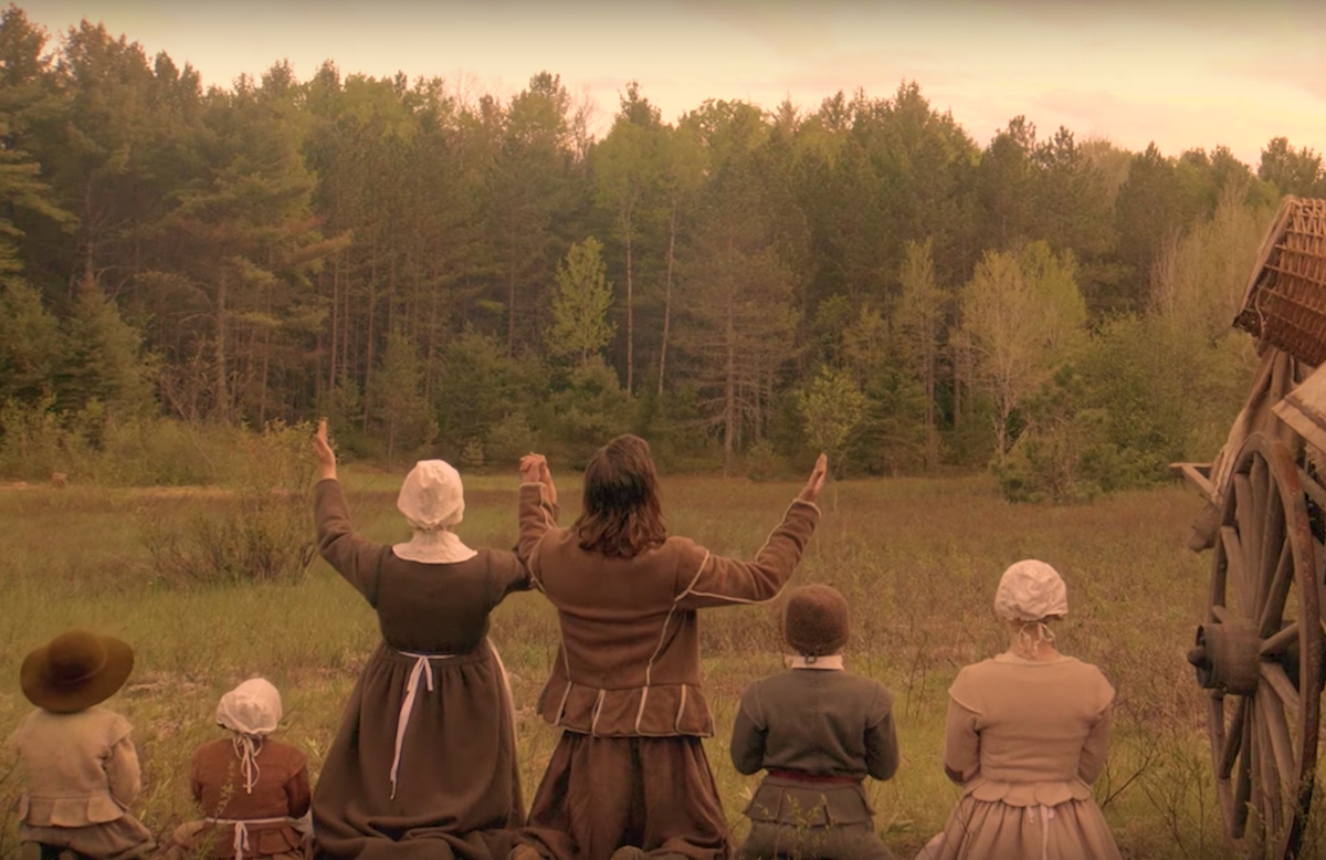 Come sarebbe The Witch se a dirigerlo fosse stato Wes Anderson?