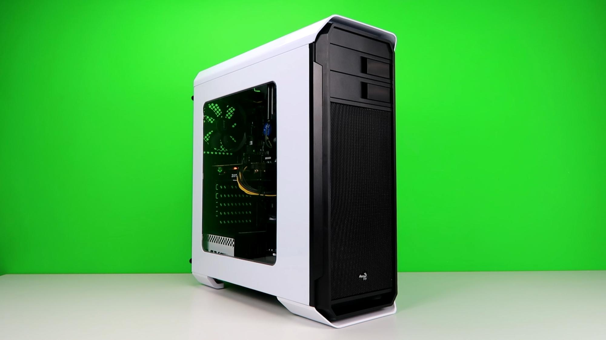 Un PC da 1000 euro per giocare