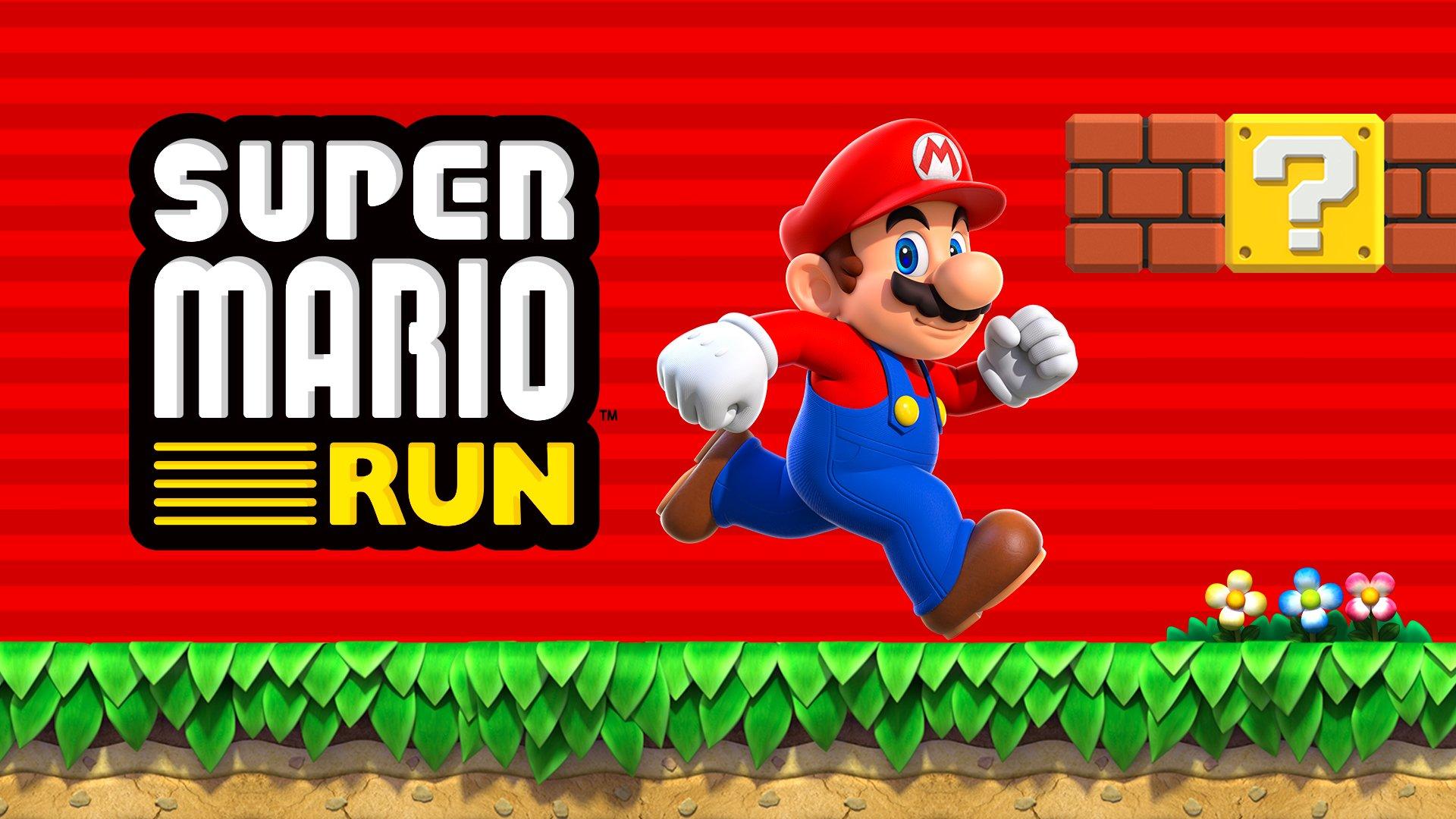 Super Mario Run, la demo giocabile negli Apple Store d'Italia