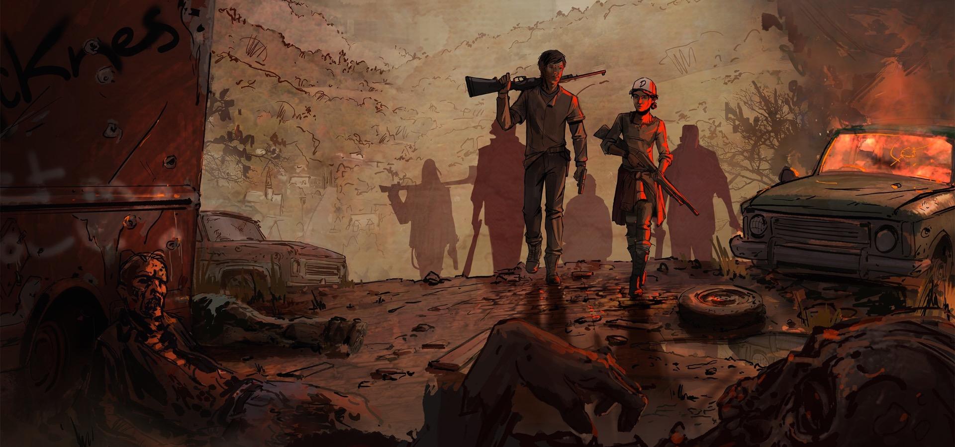 Trailer di lancio per The Walking Dead: A New Frontier
