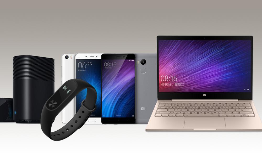 Tanti prodotti Xiaomi in offerta oggi su Gearbest