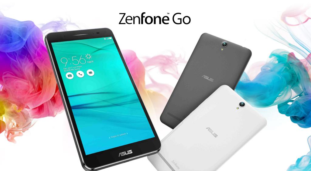 ASUS, il phablet Zenfone GO (ZB690KG)