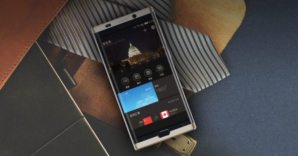 Gionee M2017, smartphone cinese con batteria da 7000 mAh