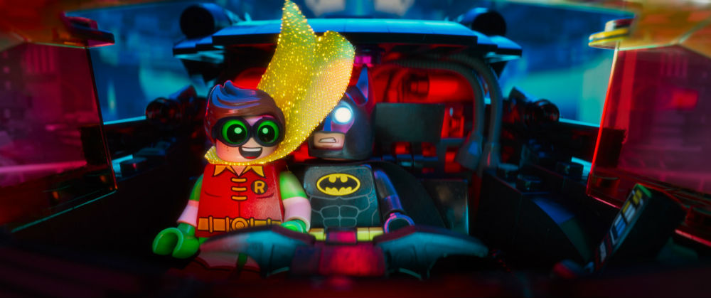 LEGO Batman - Il Film, nuovo spot tv del film