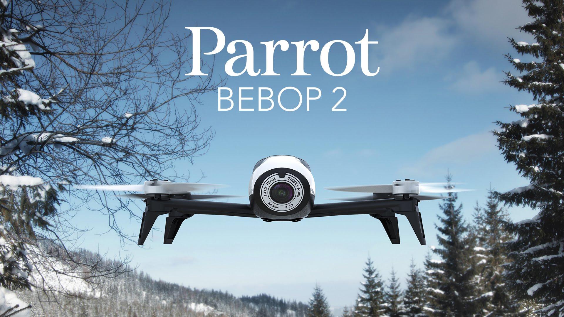 Parrot, gli sconti di Natale sui droni