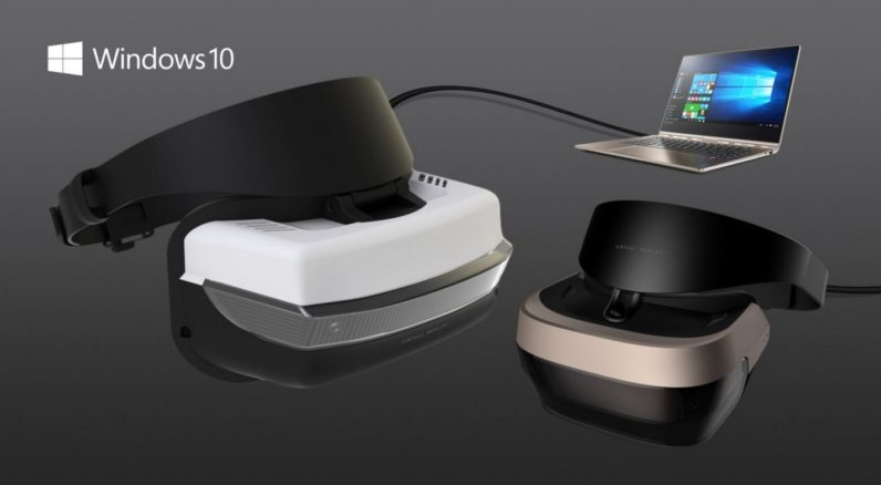 Ecco i requisiti del visore VR per Windows 10