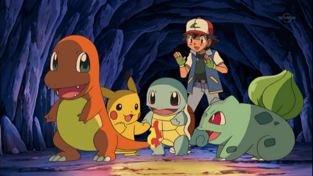 Pokémon, scelgo te!