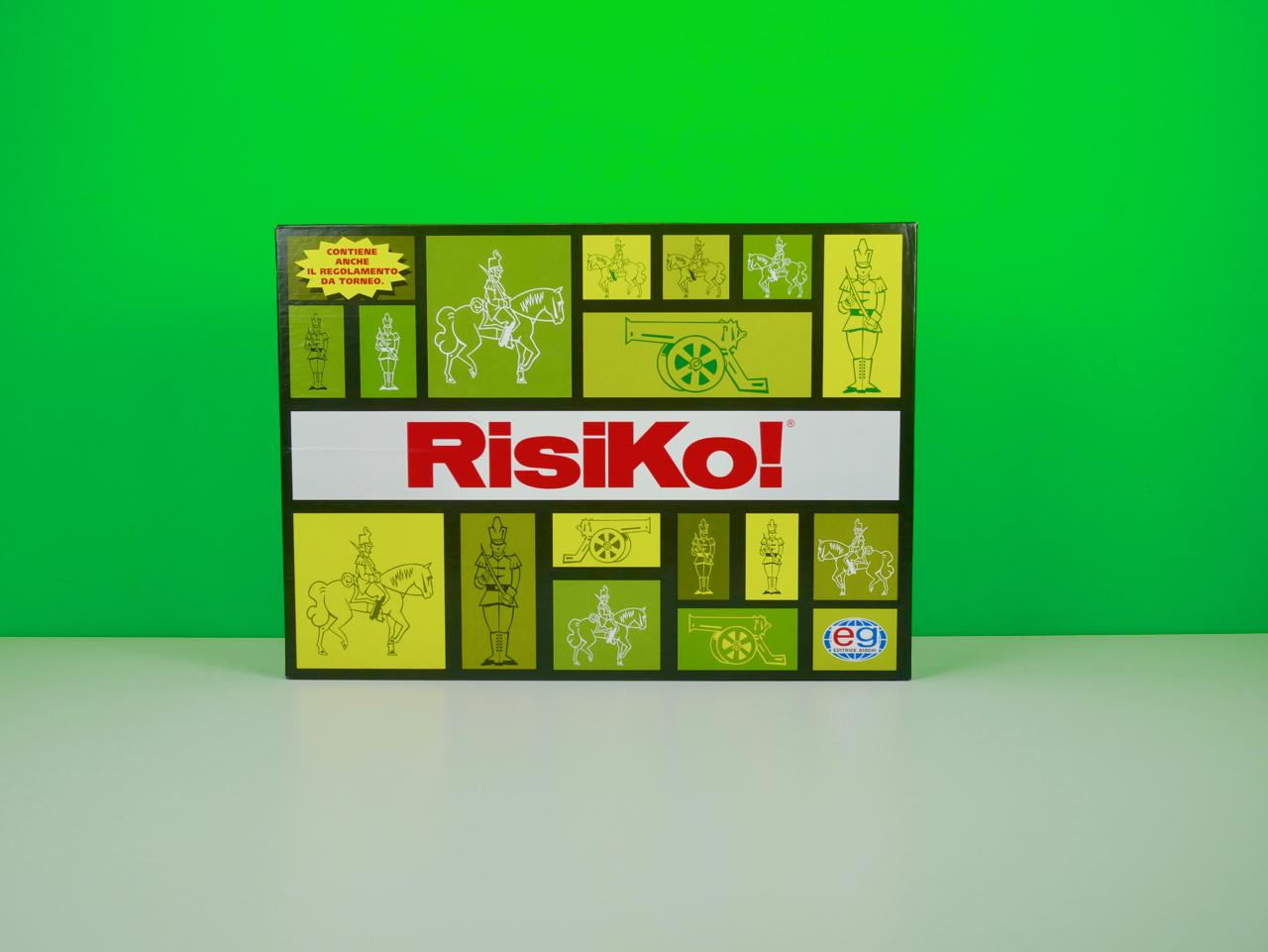 Risiko, Storia, Curiosità e Unboxing Italiano