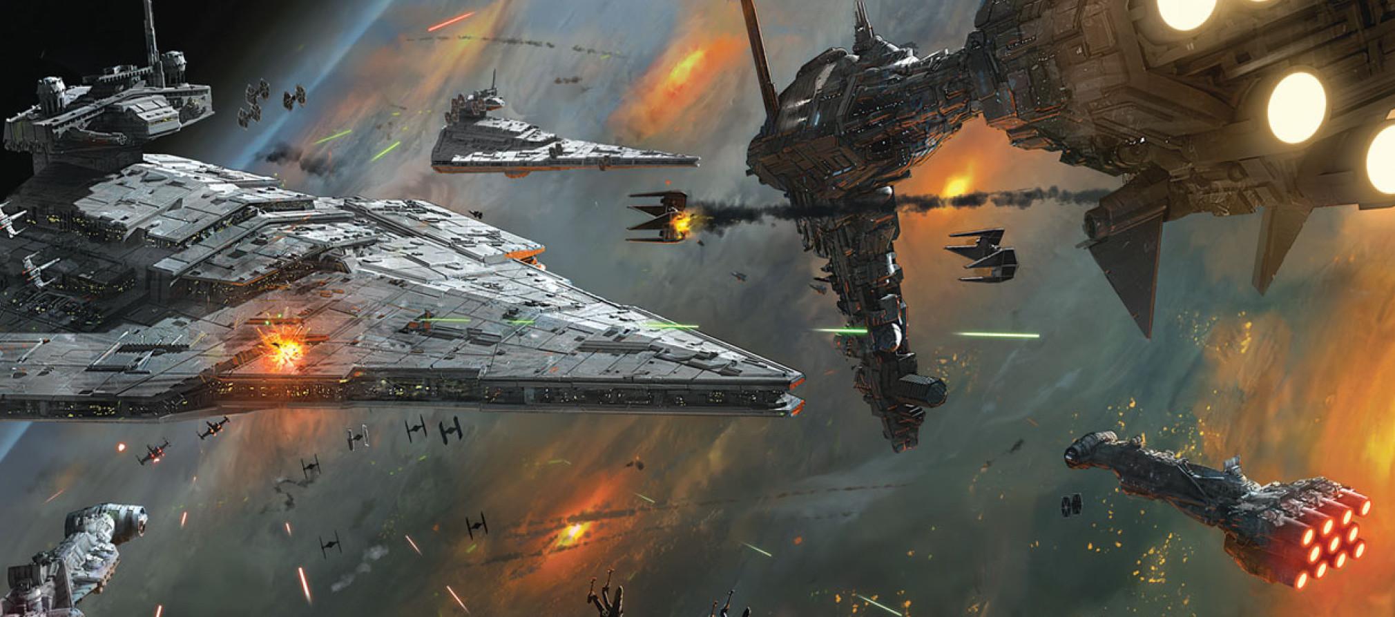 Star Wars Armada: it's a trap!!