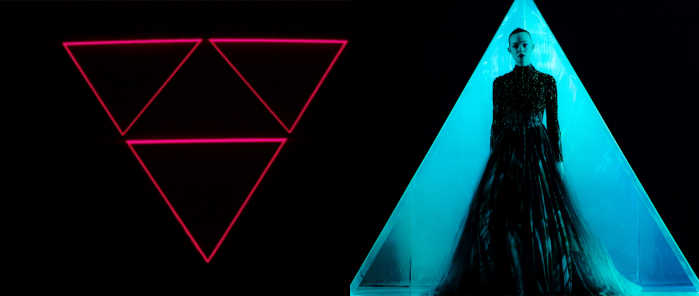 theneondemon - triangle