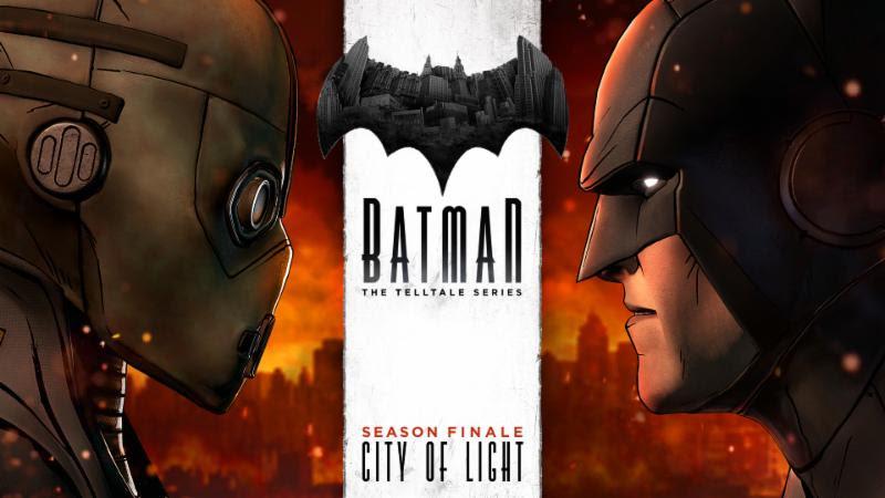 Annunciata la data d'uscita del quinto episodio di Batman di Telltale