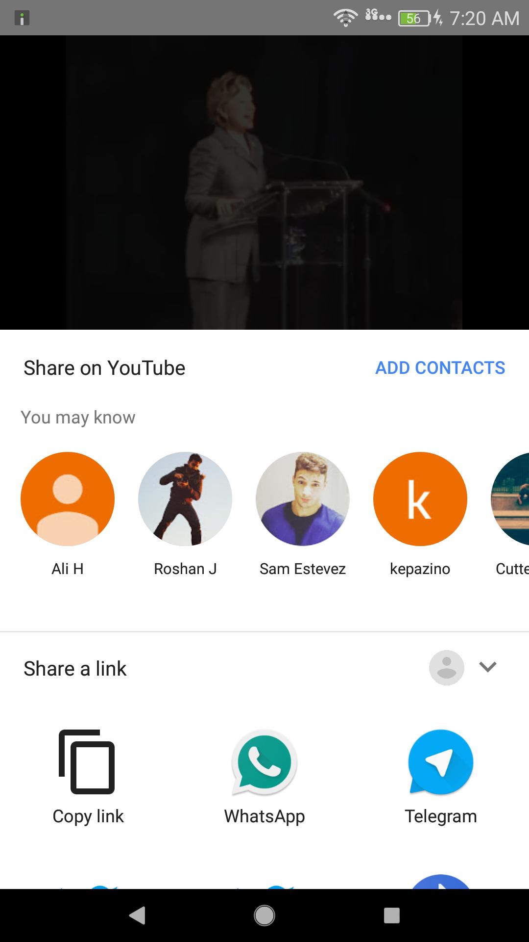 Youtube interfaccia aggiornata su android leganerd - Rubrica android colori diversi ...