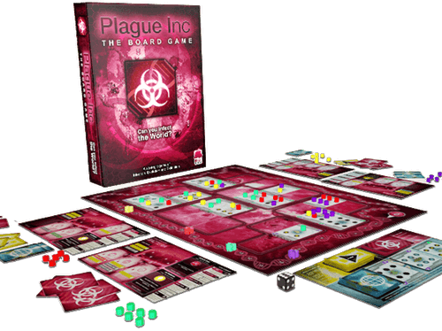Plague Inc. The Boardgame