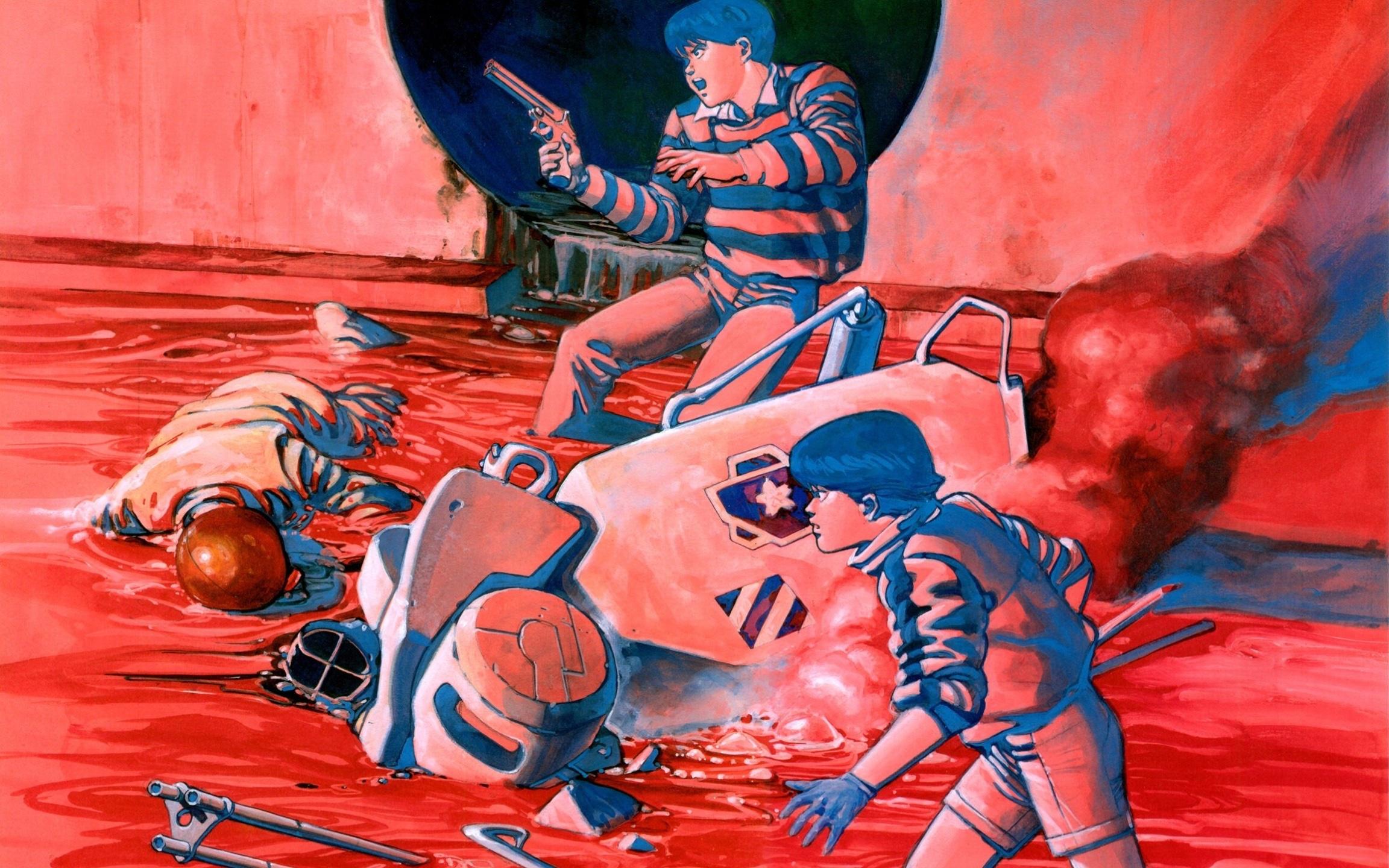 Akira, il futuro post-apocalittico nel capolavoro di Otomo