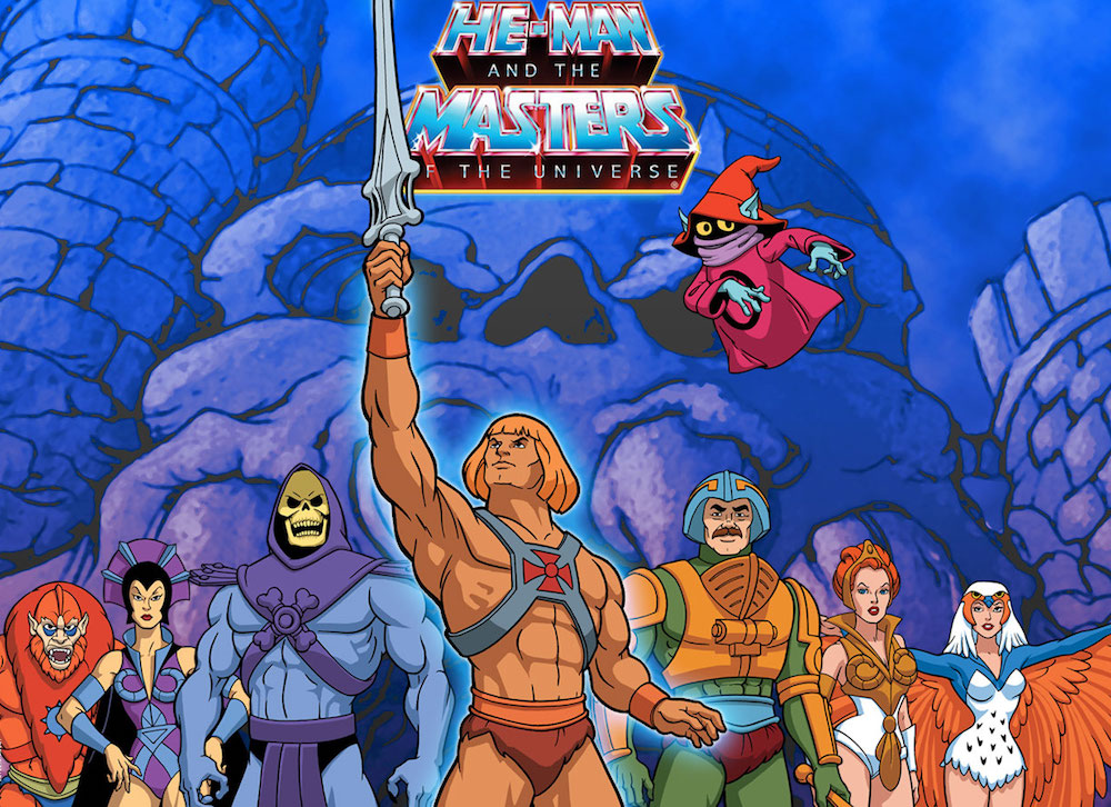 He-Man and the Masters of the Universe sbarca su Netflix