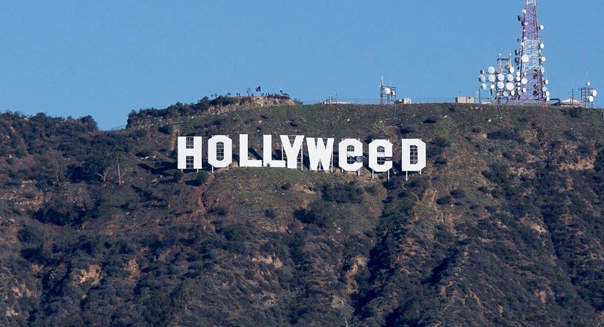Hollywood diventa Hollyweed