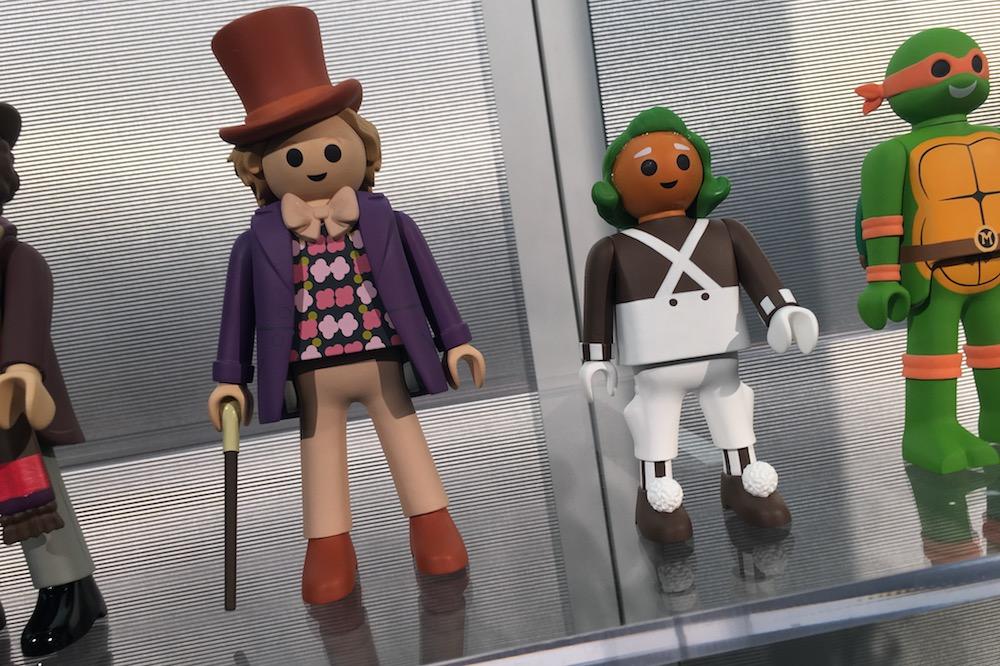 Nuove figure in collaborazione tra Funko e Playmobil