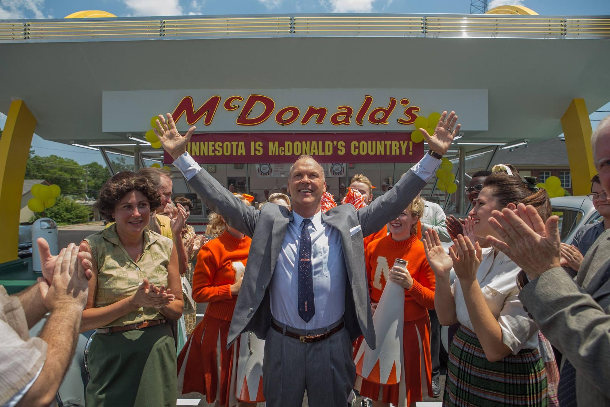 Michael Keaton: da spiritello porcello a fondatore del McDonald's