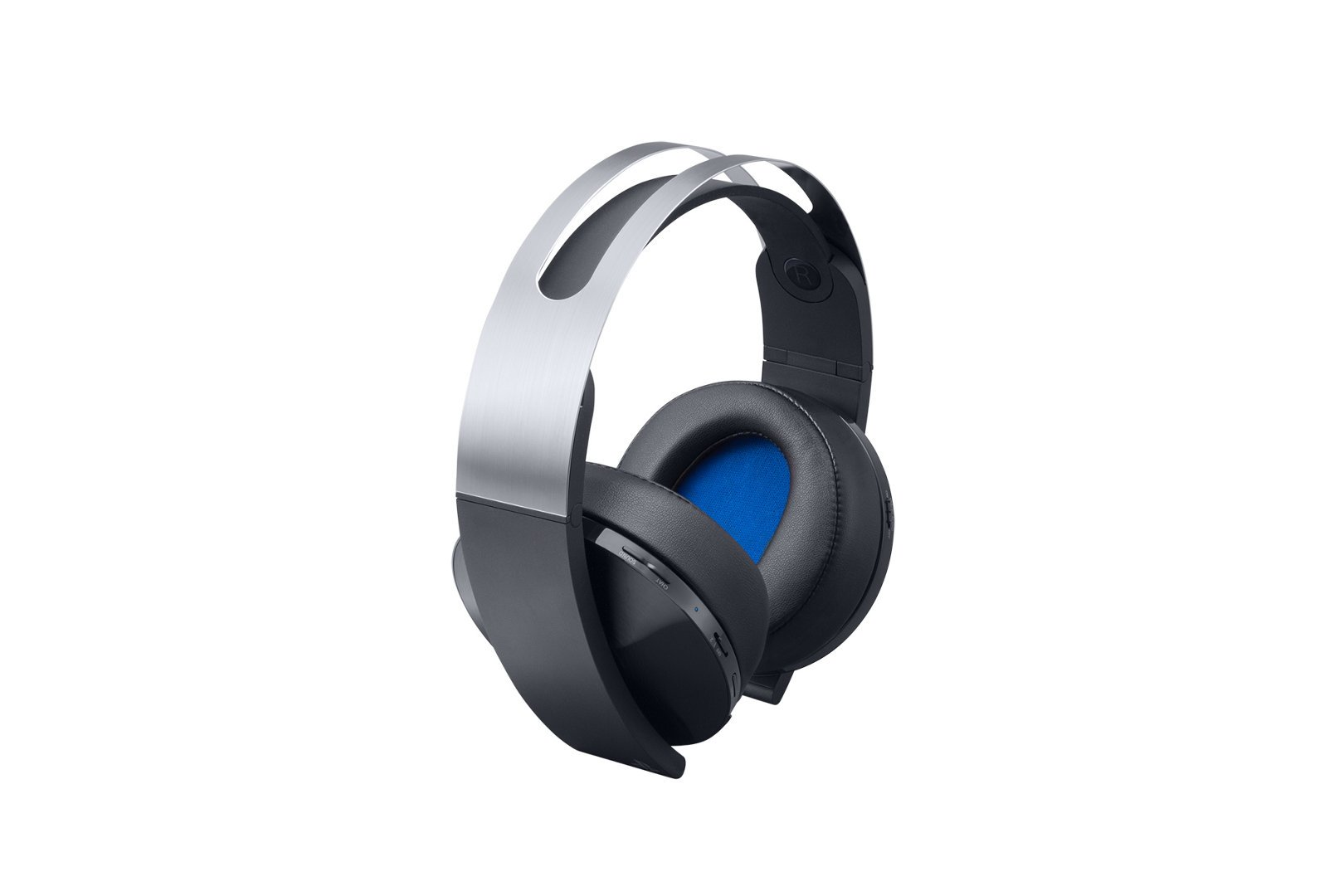 PlayStation 4: le cuffie Platinum Wireless Headset