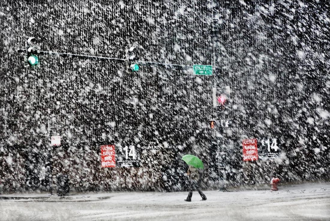 La neve di Cristophe Jacrot