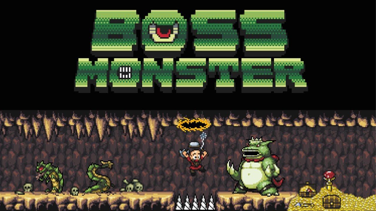Boss Monster: il gioco da tavolo a 8 bit
